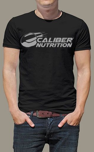 Caliber Nutrition T-Shirt, X-Large