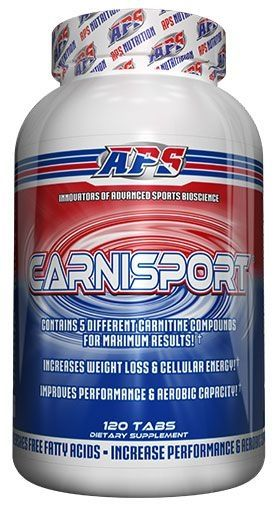 APS Nutrition Carnisport, 120 Tabs