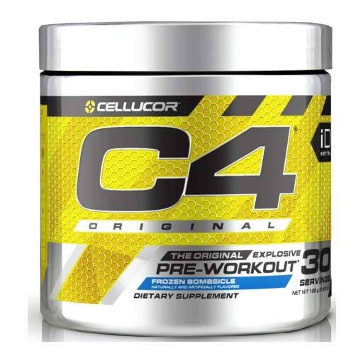 C4 By Cellucor, Original, Frozen Bombsicle, 30 Servings