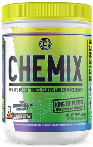 Chemix King of Pumps - Guerrilla Blood - 20 Servings