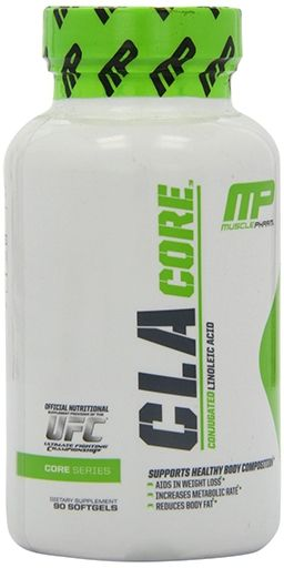 CLA Core by Muscle Pharm, 90 Softgels