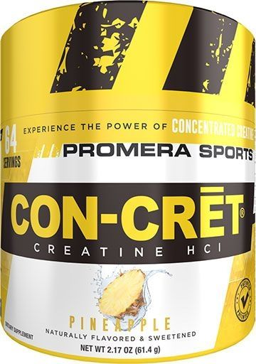 Concret Creatine - Pineapple - 64 Servings