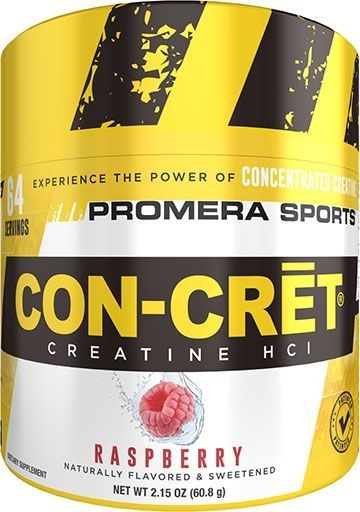 Concret Creatine - Raspberry - 64 Servings