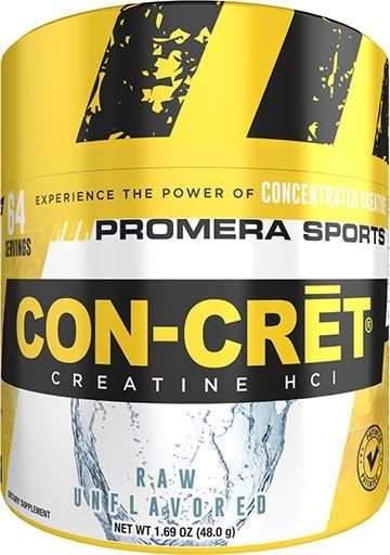 Concret Creatine - Raw Unflavored - 64 Servings