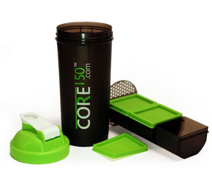 Core150 - GREEN Shaker Cup & Insert