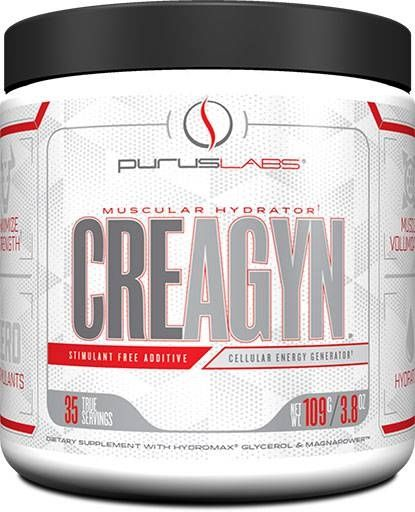 Creagyn By Purus Labs, Unflavored, 35 Servings