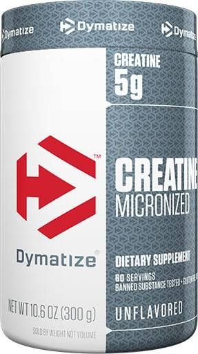 Creatine by Dymatize Nutrition, 300 Grams