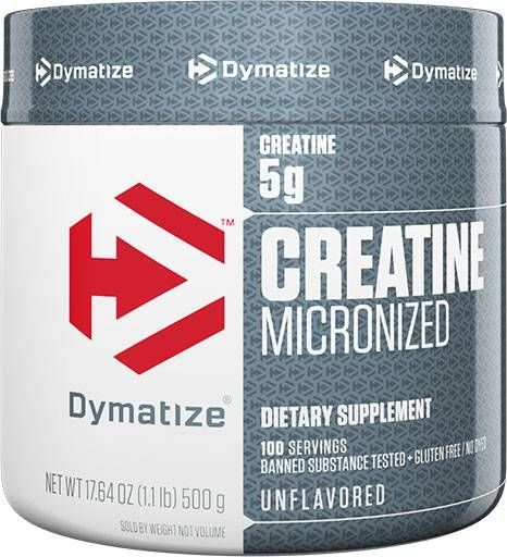 Creatine by Dymatize Nutrition, 500 Grams