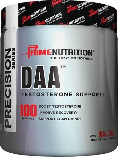 DAA By Prime Nutrition, Unflavored, 300 Grams