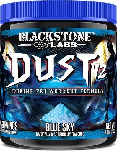 Dust v2 Pre Workout, By BlackStone Labs