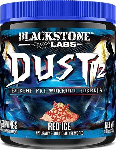 Dust V2 Pre Workout - Red Ice - 25 Servings