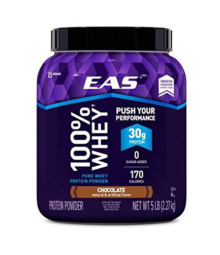 Whey Protein, By EAS, Chocolate, 5lb