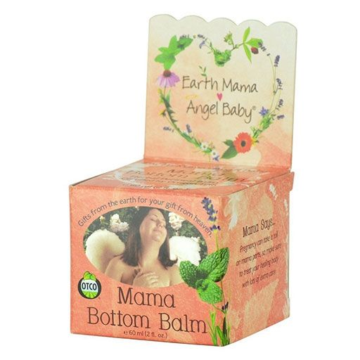 Mama Bottom Balm By Earth Mama, 2 fl. oz.