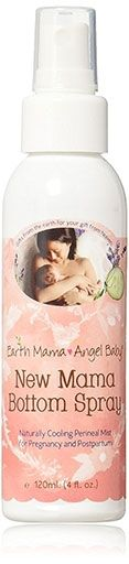 New Mama Bottom Spray By Earth Mama, 4 fl. oz.