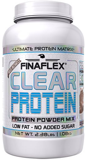 Clear Protein By Finaflex, Chocolate Milkshake, 2.38LB