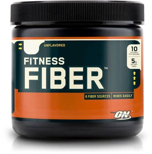 Fitness Fiber by Optimum Nutrition, Unflavored, 30 Servings