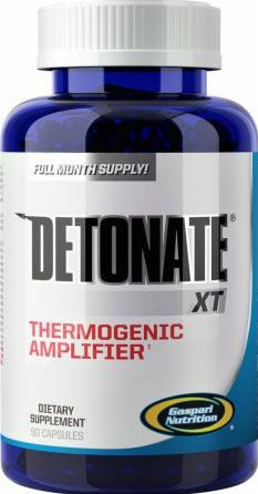 Detonate XT, By Gaspari Nutrition, 90 Caps Image