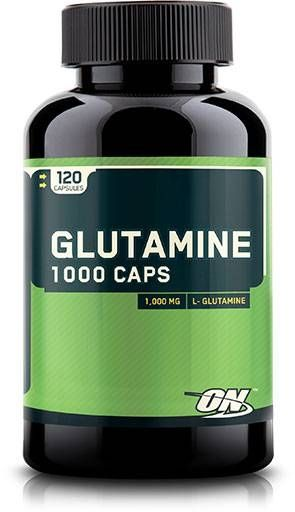 Glutamine 1000mg by Optimum Nutrition, 120 Caps