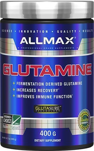 Allmax Glutamine Powder 400 Grams