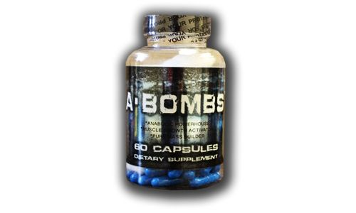 GoldStar Performance Products A-Bombs 60 Caps