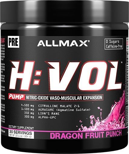 Hemanovol H-VOL, By AllMax Nutrition