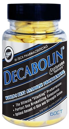 Decabolin, By Hi-Tech Pharmaceuticals, 60 Tabs