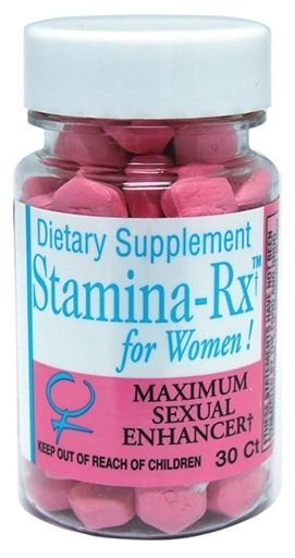 Stamina Rx for Women, By Hi-Tech Pharmaceuticals, 30 Tabs