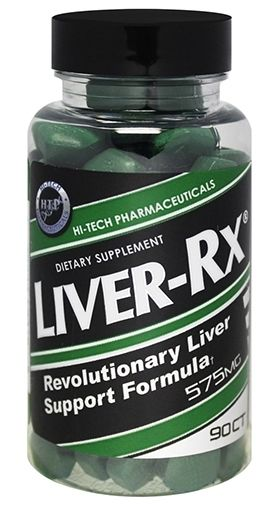 Liver Rx, By Hi-Tech Pharmaceuticals, 90 Tabs