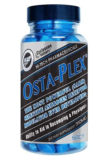 Osta Plex By Hi-Tech Pharmaceuticals, 60 Tabs