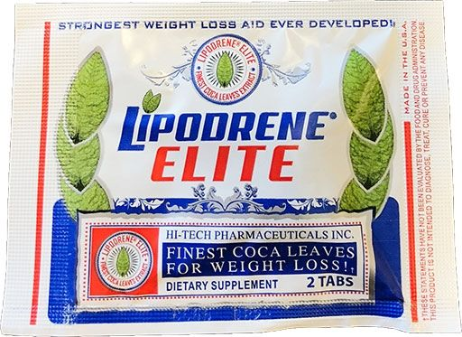 Lipodrene Elite By Hi-Tech Pharmaceuticals, Sample Packet