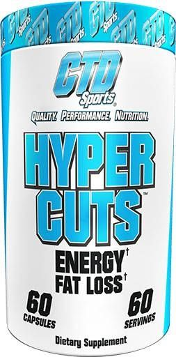 Hypercuts By CTD Sports, 60 Caps