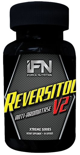 iForce Reversitol Hormonal Regulator V2 84 Caps