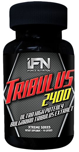 iForce Nutrition Tribulus 2400 90 Caps