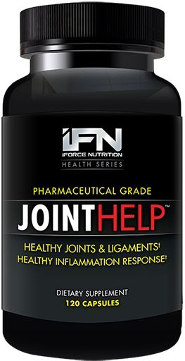 iForce Nutrition Joint Help 120 Caps