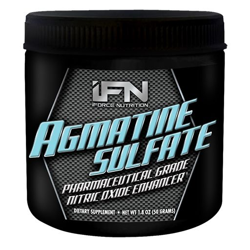 IForce Agmatine Sulfate 50 Servings