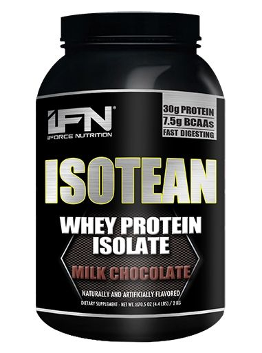 Isotean By iForce Nutrition, Milk Chocolate, 2lb