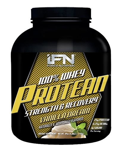 Protean By iForce Nutrition, Vanilla Dream, 4.3lb