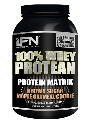 Protean By iForce Nutrition, Brown Sugar Maple Oatmeal Cookie, 2lb