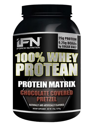 Protean By iForce Nutrition, Chocolate Pretzel, 2lb