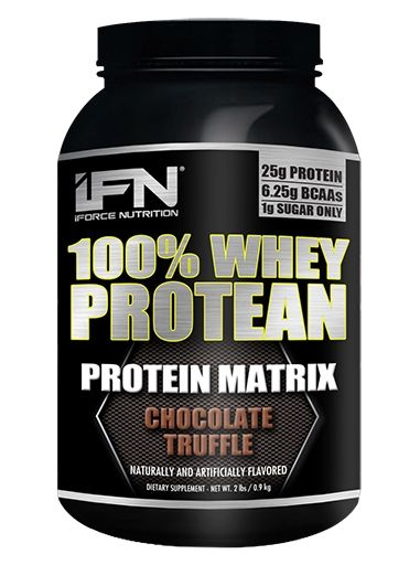 Protean By iForce Nutrition, Chocolate Truffle, 2lb