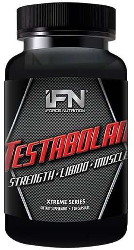 Testabolan V2 By iForce Nutrition, 120 Caps