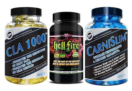 Hellfire Weight Loss Stack By Innovative Labs