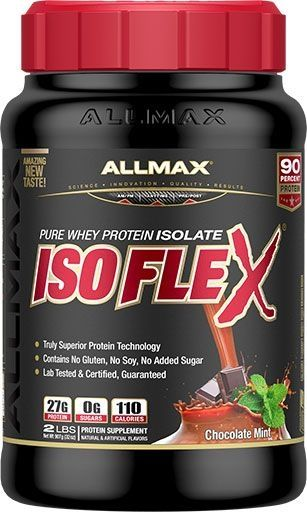 Allmax Isoflex Chocolate Mint Supreme 2lb