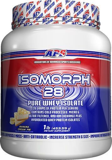 APS Nutrition Isomorph 28 Protein