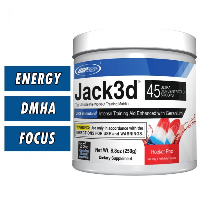 USP Labs Jack3d Advanced Formula
