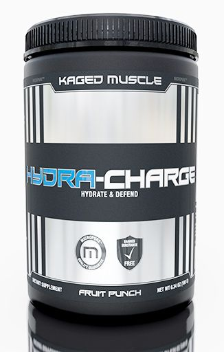 Hydra Charge, By Kaged Muscle, Fruit Punch, 60 Servings