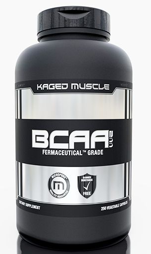Kaged Muscle BCAA, 250 Vegetable Caps