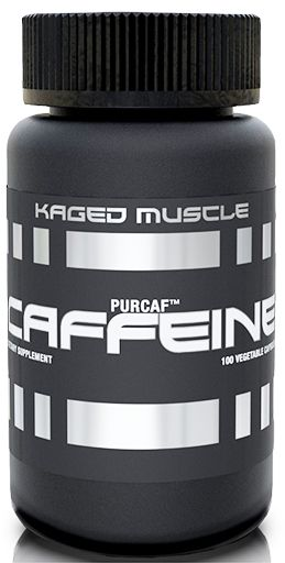 Kaged Muscle Caffeine, 100 Vegetable Caps