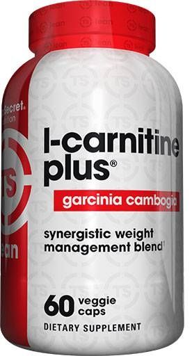 L-Carnitine Plus Garcinia Cambogia, Top Secret Nutrition, 60 Veg Caps