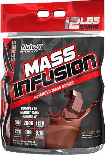 Mass Infusion By Nutrex